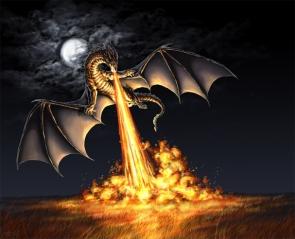 fire-breathing-dragon