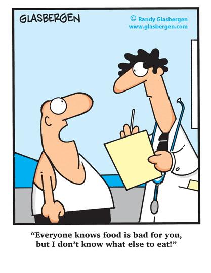 food bad