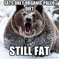 still fat